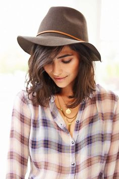 Brixton Wesley Fedora - Urban Outfitters