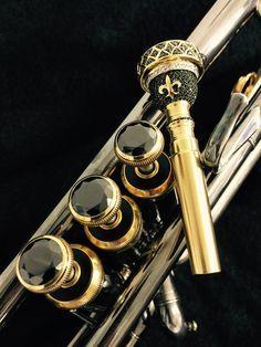 Mouthpiece Cravejado Trumpet Music Trumpet Instrument Trumpet Accessories