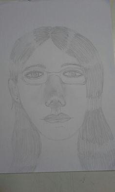 Self portrait 5/15/15