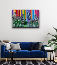 Fadiel Hermans: A Tale Of Two Cities: fine art | StateoftheART Lost & Found, Canvas Size, Original Artwork, Cities, Fine Art, Gallery, Artist, Painting, Roof Rack
