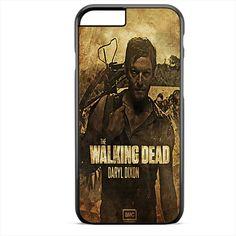 The Walking Dead Daryl Dixon TATUM-11075 Apple Phonecase Cover For Iphone SE Case