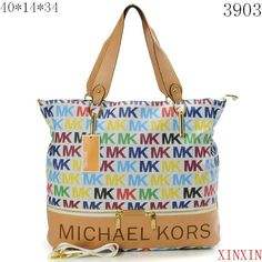 MK sunny yellow tote. this could brighten up the dreariest of days :)