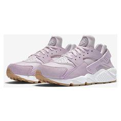 7917e9d1621 Nike Air Huarache Textile Women s Shoe. Nike.com ❤ liked on Polyvore  featuring shoes