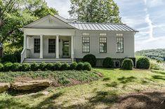 Beuaitulf farmhouse exterior by Blansfield Builders, Inc.