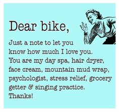 So, You Wanna Ride? Guest post on today's Delish about why riding rules.