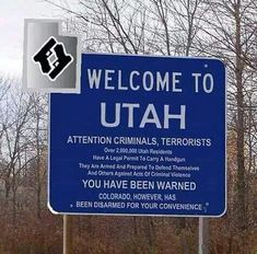 I live in Colorado... one of my Dad's biggest complaints about moving here is the rule against thirty round magazines. Funny Signs, Pro Gun, Military Humor, 2nd Amendment, Gun Rights, Gun Control, Type 3, Political Views, Guns And Ammo