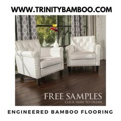 Engineered Bamboo Flooring, Radiant Heating System, Heating Systems, How To Level Ground, Concrete, Armchair, Engineering, Furniture, Home Decor