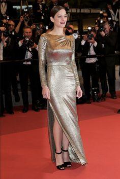 20404b221b6 Cannes 2016   les plus beaux looks du tapis rouge. Nicole GarciaMarion  CotillardDior ...