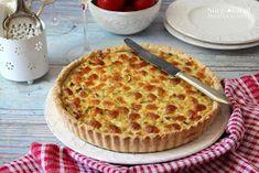 Sünis kanál: Csirkés-póréhagymás pite Meat Recipes, Mozzarella, Bread, Brot, Baking, Breads, Buns