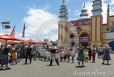 Dancers Luna Park Sydney - Download From Over 26 Million High Quality Stock Photos, Images, Vectors. Sign up for FREE today. Image: 36706221