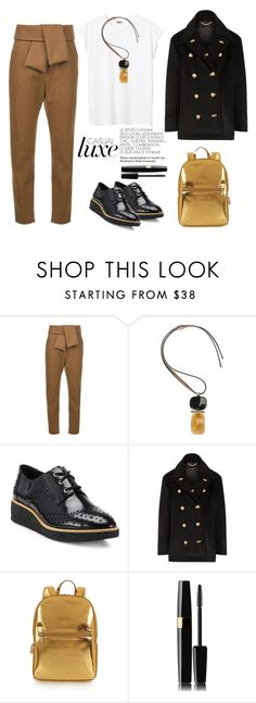 """""""Casual luxe .. :)"""" by gul07 ❤ liked on Polyvore featuring Balenciaga, Marni, Rebecca Minkoff, Burberry and DKNY"""