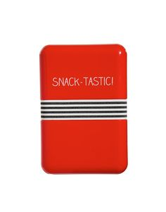 Happy Jackson Snacktastic Lunch Box