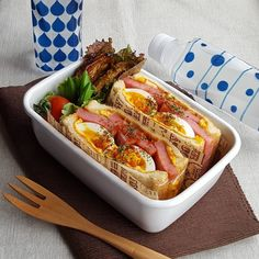 Dessert Drinks, Dessert Recipes, Burger Salad, Bento Recipes, Muscle Food, Bento Box Lunch, Tasty Dishes, Japanese Food, Love Food