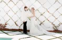pretty wedding photo