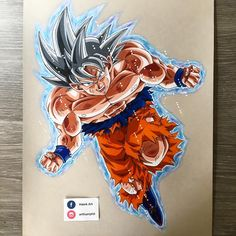 "13.5k Likes, 403 Comments - Arthur Philippe (@arthurrphil) on Instagram: ""Goku Story ! ❤️ #goku #gogeta #songoku #vegeta #vegito #dragonballz #dragonballsuper…"""