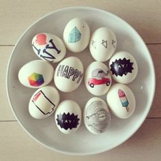 Make Your Mark #easterdiy