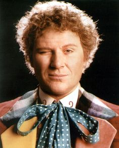 Sixth Doctor, Colin Baker
