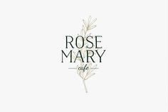 Rosemary Cafe on Branding Served