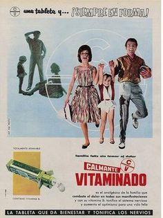 Calmante vitaminado 1963