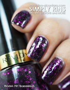 Revlon 761 Scandalous haha i would totally buy this just for the name! reminds me of china glaze mummy may i!