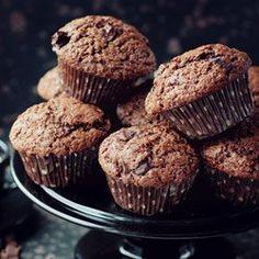 Muffiny czekoladowe | Kwestia Smaku