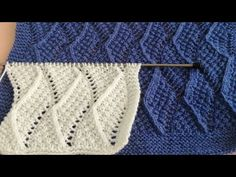 Baby Knitting Patterns, Knitting Videos, Lace Knitting, Crochet Shawl, Knitting Stitches, Knitting Designs, Baby Patterns, Crochet Patterns, Crochet Gifts