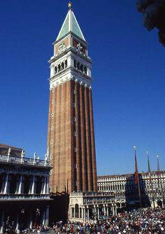 14-Campanile di San Marco,26 marzo 1989