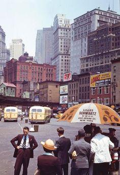 Vintage New York City #NYC #Old
