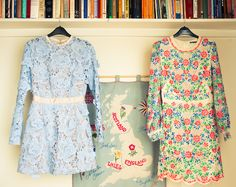 """""""British style is unique and rather eccentric. It is highly individual and imaginative and we have such wonderfully traditional craftmanship and heritage."""" http://www.thecoveteur.com/martha-ward-fashion-stylist/"""