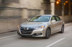 2014 Honda Accord Plug-in Hybrid Now Most Efficient Plug-In Hybrid On The Market, 115 MPGe