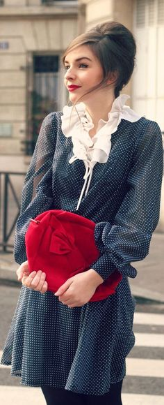Love this vintage look