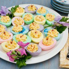 Deviled Easter Eggs
