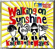 walking on sunshine music