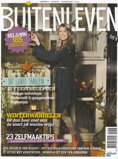 Buitenleven Christmas cover