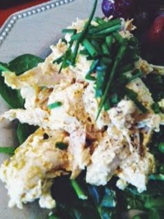 Lettuce Shoppe Food Spot: ABC Curried Chicken Salad (Part A of How to use a ...