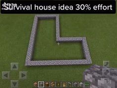 Video Minecraft, Minecraft Seed, Minecraft House Tutorials, Minecraft Banners, Minecraft Modern, Minecraft Plans, Amazing Minecraft, Minecraft House Designs, Minecraft Tutorial