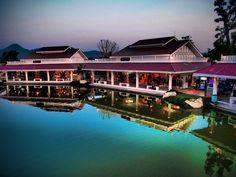 Floating market, Hua Hin