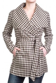 Type 3 The Fox And The Houndstooth Coat - $69.97