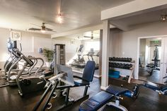How often do you #work-out? Residents at #OceanAire Apartment Homes have access to the community #fitness center. Learn more about #Pacifica #apartments available for #rent: http://www.liveoceanaire.com/.