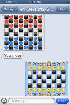(Funny Emoji) smosh pit photos 17 clever uses emojis Emoji Conversations, Funny Emoji Texts, Emoji Stories, Lol Text, How To Play Chess, Apps For Teens, Text Jokes, Dad Jokes, Smosh