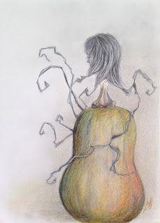 http://lateliermariajosehdez.blogspot.com.es/  Exposición Árboles en las manos y ramas en el pelo. María josé Hdez. Jou Ayotera