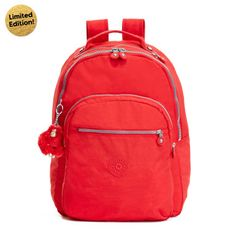 Seoul Laptop Backpack - Candy Red