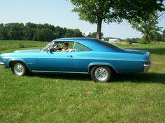 My Husband's Baby!66 Impala SS