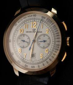 Girard-Perregaux 1966 Chronograph 42MM Watch