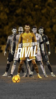 Be Your Own Rival