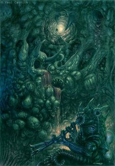 Cthulhu Bestiary- Outer Gods