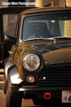 Mini Cooper S, Mini Cooper Tuning, Mini Cooper Classic, Classic Mini, Morris Traveller, British Car, Mr Big, Morris Minor, Classy Cars