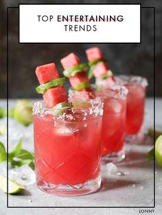 Top Entertaining Trends