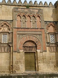 The Mezquita, Córdoba, Spain.