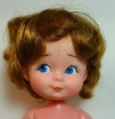 US $12.00 Used in Dolls & Bears, Dolls, By Material